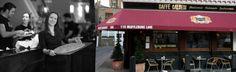Italian restaurant in the heart of London -> http://www.caffecaldesi.com/