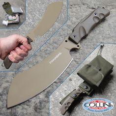Fox - Panabas Survival Utility - Coyote Tan - FKMD FX-509CT - coltello http://www.coltelleriacollini.it/fox-panabas-survival-utility-coyote-tan-fkmd-fx-509ct-coltello-6578.html