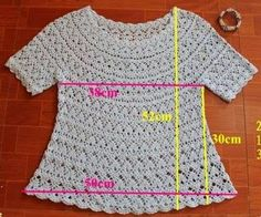 Crochet trésor