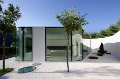 lake lugano house by JM architecture. lugano, switzerland