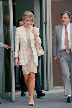 15 Jun Moscow, Russia - Lady Diana, Princess of Wales, on visit in Moscow Princess Diana Rare, Princess Diana Fashion, Royal Princess, Princess Of Wales, Lady Diana Spencer, Pantyhosed Legs, Diane, Queen Of Hearts, Royal Fashion
