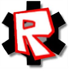 One of the Roblox logos.