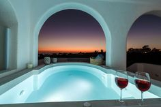 Check out this awesome listing on Airbnb: Blanca Luxury Villa - Villas for Rent in Megalochori