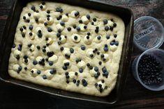 no-Elins bollefocaccia - Oppskrift - Godt.no Frisk, Favorite Recipes, Bread, Cookies, Baking, Cake, Desserts, Food, Crack Crackers