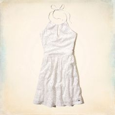 Girls Broad Beach Lace Dress