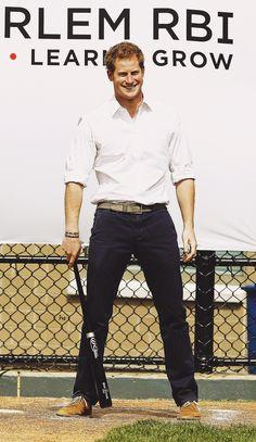 batter-up Handsome ;)