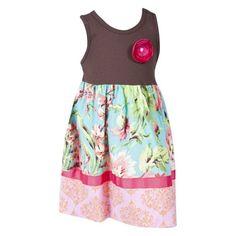 Handmade Cotton Printed Dress $38