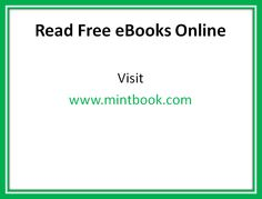 Mintbook provides free eBooks Online. The best place to search and read free pdf books online. Sign up now and read your favourite book.