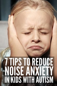 Autism and Noise Sensitivity: 7 Tips for Kids with Sensory Anxiety Autism Sensory, Autism Activities, Autism Resources, Anxiety In Children, Children With Autism, Autistic Kids, Noise Sensitivity, Exposure Therapy, Autism Parenting