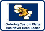 American flags, custom flags, and flag accessories at the best possible prices
