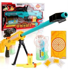 Cheap Toy Guns, Buy Directly from China Suppliers: Send 2000 rounds Infrared Paintball a Gun Pistol Soft Bullet Gun Plastic Toys CS Game Shooting Water Crystal Gun Nerf A