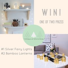12 Days of Christmas   The Fairy Light Shop Giveaway!