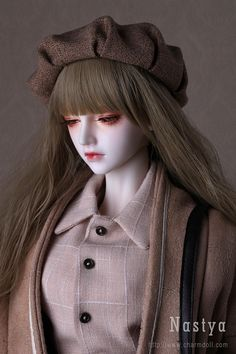 """See """"OUTFIT"""" of the """"Charm Doll"""". Order from the total online bjd shop at Dolk Station, dealing with over boll jointed dolls, outfits, wigs, etc. Your total online bjd shop. Beautiful Barbie Dolls, Pretty Dolls, Human Doll, Pose Reference Photo, Cute Baby Dolls, Doll Clothes Barbie, Handsome Anime Guys, Anime Dolls, Doll Repaint"""