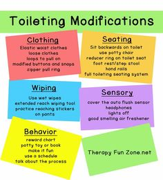 Potty training is often challenging with typical kids, but can be even more challenging when there are limitations.