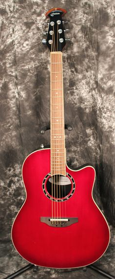 2012 Ovation Standard Balladeer Round-back Acoustic Electric Guitar Ovation Guitars, Guitar Collection, Beautiful Guitars, Guitar Art, Musical Instruments, Electric, Acoustic Guitars, Lovers, Tech