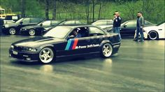 Drift BMW M3 E36
