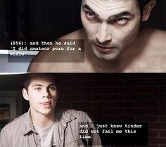 Teen Wolf Derek Hale and Stiles Stilinski Memes, Sexy Pictures