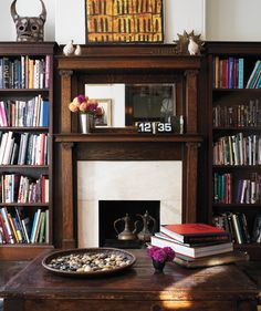 Eclectic Reading Room