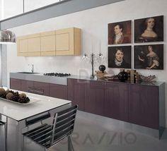 #kitchen #design #interior #furniture #furnishings #interiordesign  комплект в кухню Aster Cucine Contempora, Cont3
