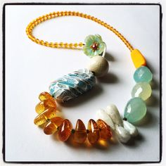 We're Good for the Summer by LoreleiEurtoJewelry on Etsy