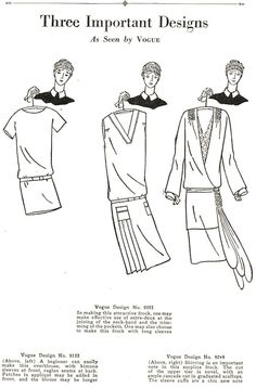 Vogue Book of Practical Dressmaking - 1928