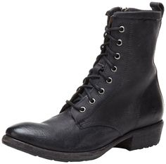 FRYE Women's Carson Lug Lace-Up Ankle Boot -- For more information, visit now : Ankle Boots