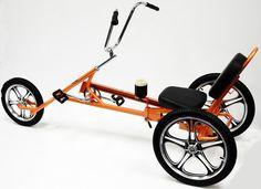 rosetta sport la fahrrad lowrider schwarz mo chopper bike. Black Bedroom Furniture Sets. Home Design Ideas