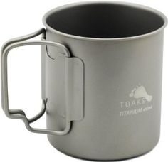 Ultra Light Titanium Cup from Toaks