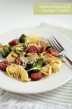 Roasted Broccoli and