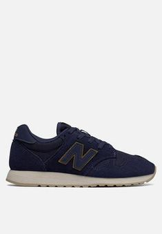 newest c176a c50f4 New Balance WL520MG Sneakers Navy