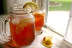 summer ssips: lemon iced tea | the boot