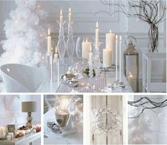 Christmas Inspirations - Gold and silver