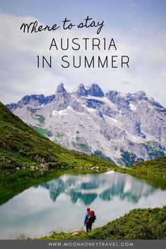 A guide to where to stay in Austria in summer for hikers and active travelers. Discover Austria's most scenic alpine villages in Vorarlberg, Tirol, and Styria.   #austria #austriainsummer #austrianalps #tirolinsummer #tirol #vorarlberg #styria #alpinevillage #alpinetown #austriatravel #visitaustria #alps #hiking #hikingtown #hikingvillage #alpsinsummer #mountaintowns #mountainvillages Visit Austria, Austria Travel, Alpine Village, Top Destinations, Where To Go, Cool Places To Visit, Travel Guides, Exploring, Traveling