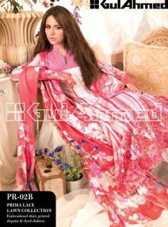 Gul Ahmed Prints - Lawn Collection 2014