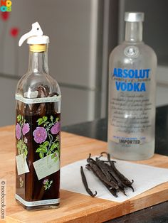 How to make your own never-ending vanilla extract