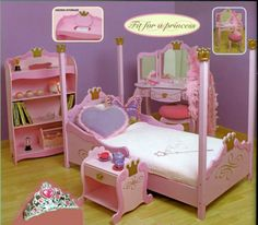 Toddler Girl Bedroom Sets | Girls Bedroom Sets | Pinterest | Girls ...