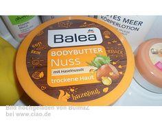Balea Bodybutter Nuss SAM_2151 - Balea Bodybutter Nuss