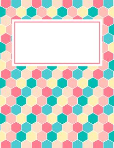 Free Binder Cover Templates Binder Cover Template Pinterest