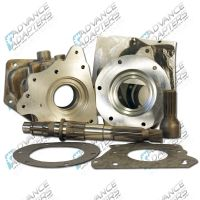 50-0901 : Borg Warner T-10 4 speed (with 2nd design thick hub main shaft) to Jeep Dana 300 transfer case, adapter kit.