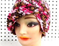 Knitting Pattern Hat Beanie Hat Pattern by strawberrycouture