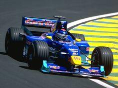 Pedro Diniz - 2000 - Red Bull Sauber Petronas