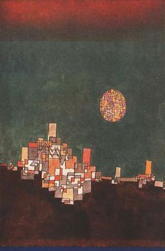 Paul Klee, Chosen Site, 1940