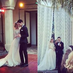 The wedding of Andy Biersack & Juliette Sims Andy Black, Andy Biersack, Black Veil Brides Andy, Music Is My Escape, Celebs, Celebrities, Celebrity Weddings, Wedding Inspiration, Wedding Dresses