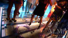 ALMA PROJECT @ CdB - Acrylic transparent dancefloor - 028