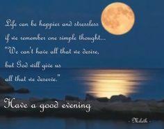 night quote