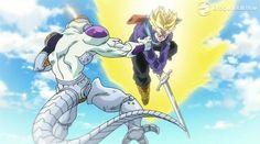 Dragon Ball Z Fukkatsu no [F]: Trunks y Black en el nuevo tráiler. —…