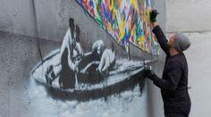 Oslo, River, Painting, Art, Art Background, Painting Art, Kunst, Paintings, Performing Arts