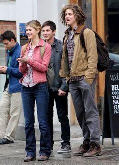 Shooting for Percy Jackson  Olympians: Sea of Monster- so excited! they are being closer to the book so Tyson, Claire, and Dionysus on this one! August 16,2013 release date :)