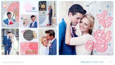 Project Life - Wedding Weekend - PL Kit Only by suzyplant at @studio_calico