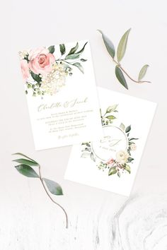 This romantic pink floral suite has a beautiful combination of hydrangeas, blush… – Outdoor Wedding Decorations 2019 Summer Wedding Invitations, Printable Wedding Invitations, Wedding Stationery, Botanical Wedding Invitations, Wedding Programs, Wedding Venues, Top Wedding Trends, Wedding Details, Blush Peonies
